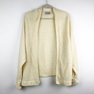 Urban Outfitters Soft Open Front Cardigan Size L